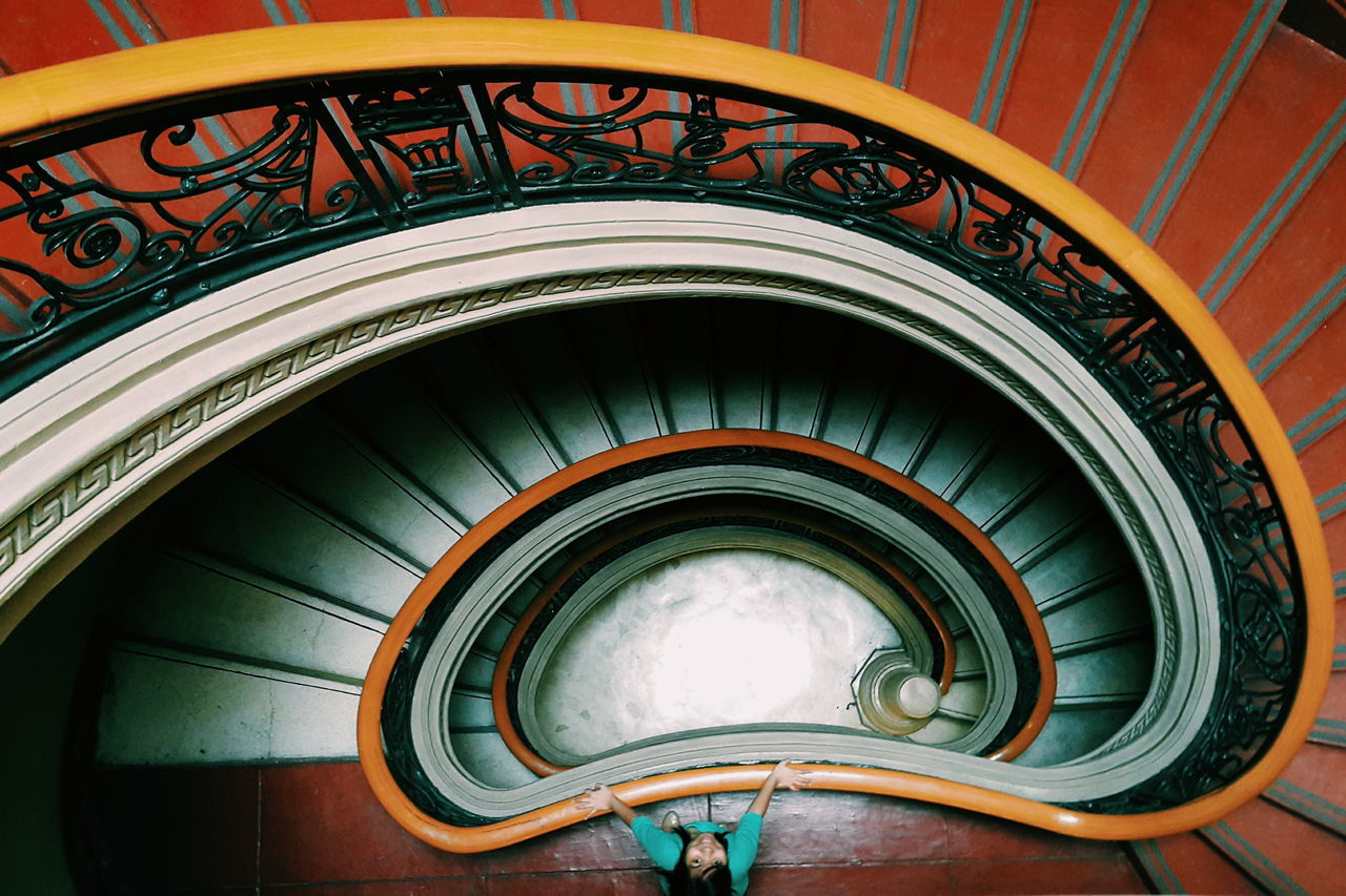 The world needs more Spiral Staircases National Museum Of The Philippines Itsmorefuninthephilippines Philippine Museums