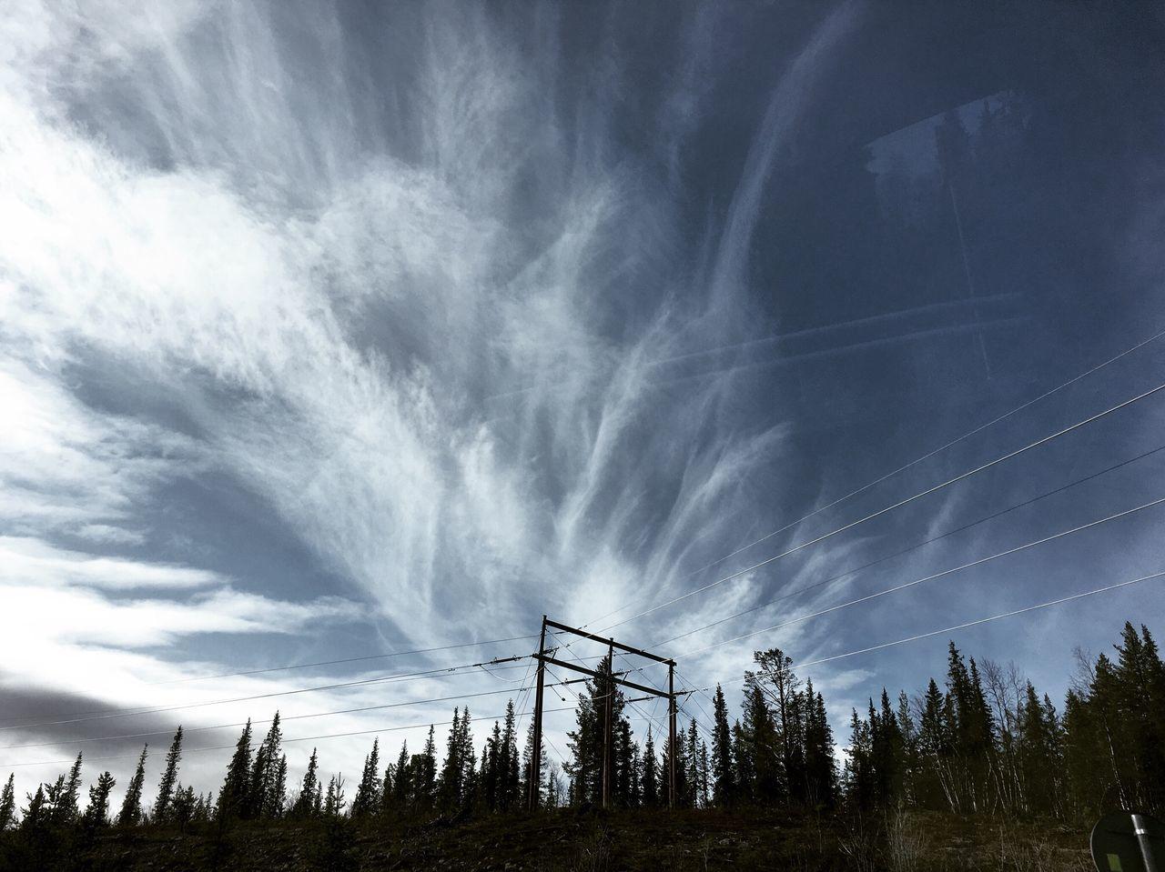 Nature's Diversities Sky Electric ©Liselottewajstedt Sweden