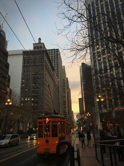 Post Choas City Transportation Building Exterior Architecture Built Structure Car Road City Life Outdoors Travel Destinations Land Vehicle Red Light Sky No People Day