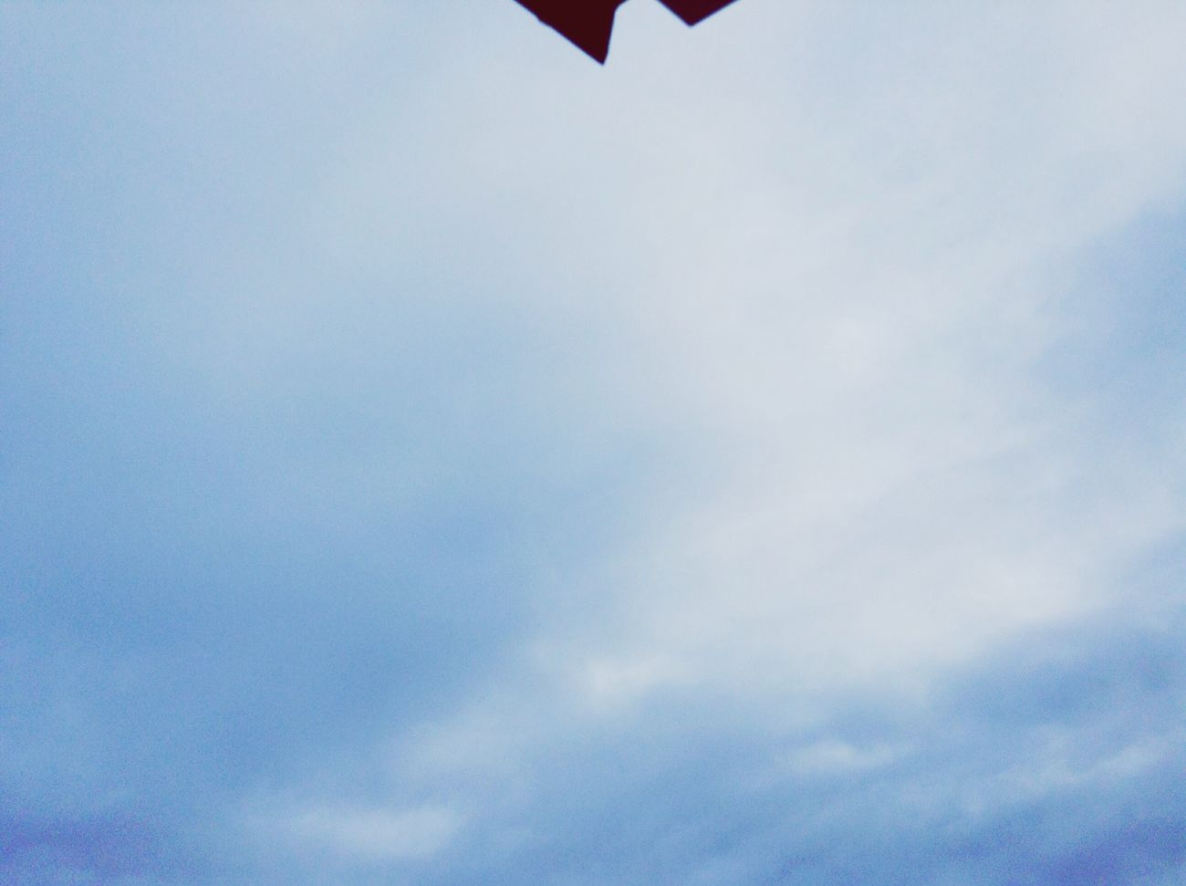 Le ciel est bleu chez moi🤗 Taking Photos First Eyeem Photo
