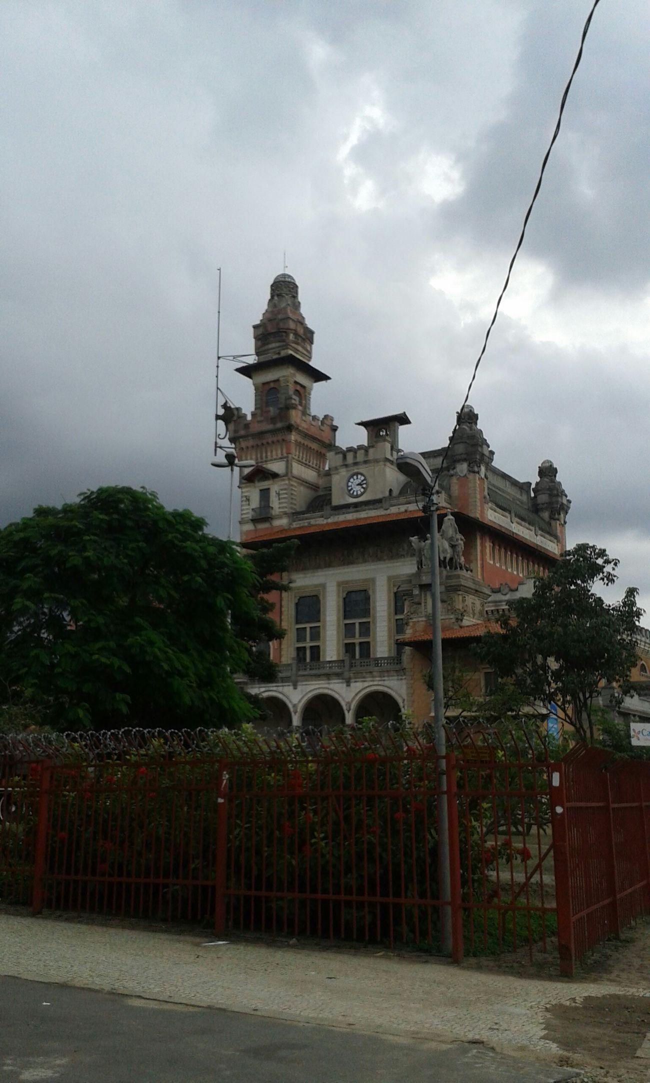South Antiga Prefeitura Museu Catavento