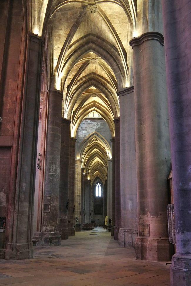 Cathédrale De Rodez Cathedral Rodez