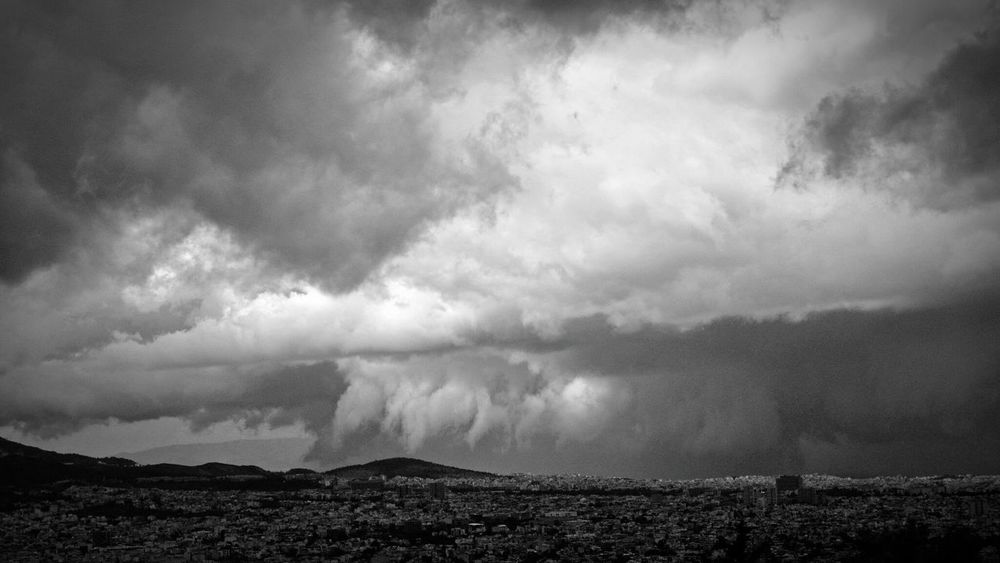 Showcase: January Blackandwhite Blackandwhite Photography Stormclouds Storm Cloud Stormy Skyporn Stormy Sky Storm Stormy Weather Storm Clouds Rainy Day Rain Sky And Clouds Skyporn Cityskyview CitySkyLineView Cityskyline Cityscape Landscapes With WhiteWall