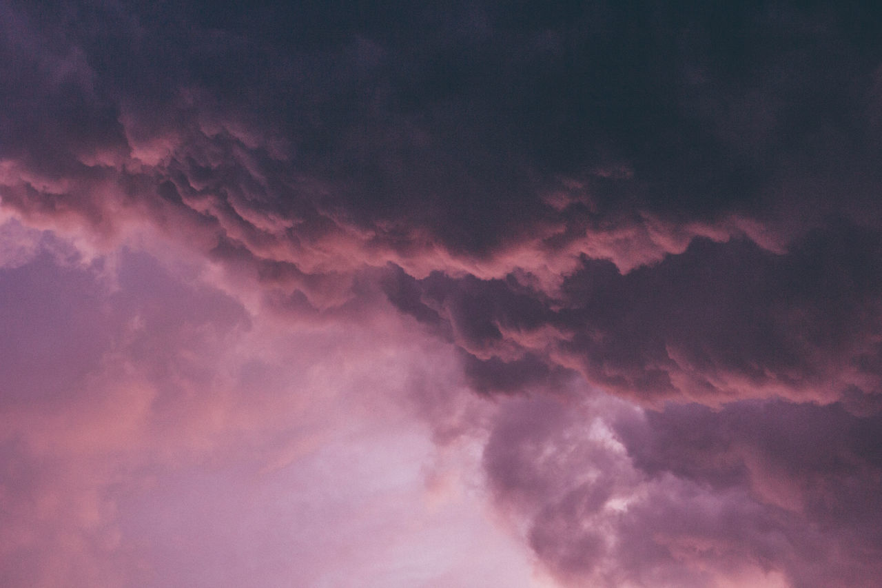 Backgrounds Beauty In Nature Cloud - Sky Cloudscape Dramatic Sky Heaven Low Angle View Nature No People Orange Outdoors Red Scenics Sky Sky Only Space Sunset Sunset Silhouettes Sunset_collection Thunderstorm Tranquility