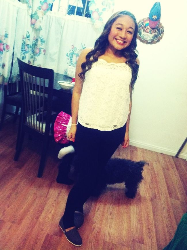 Ready For Tonight (: Merry Christmas