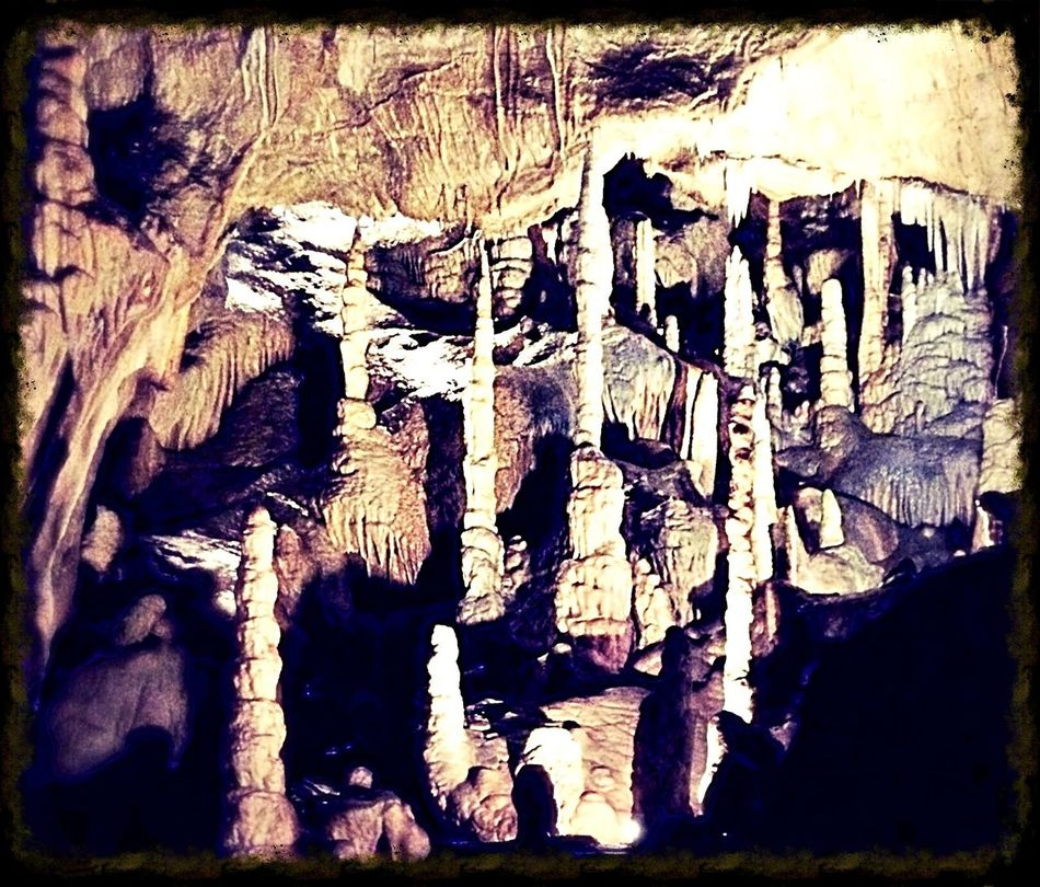 Nature Tropfsteinhöhle
