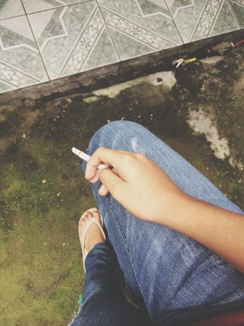 Its a bad habit Smoke I Need It Taking Photos Enjoying Life
