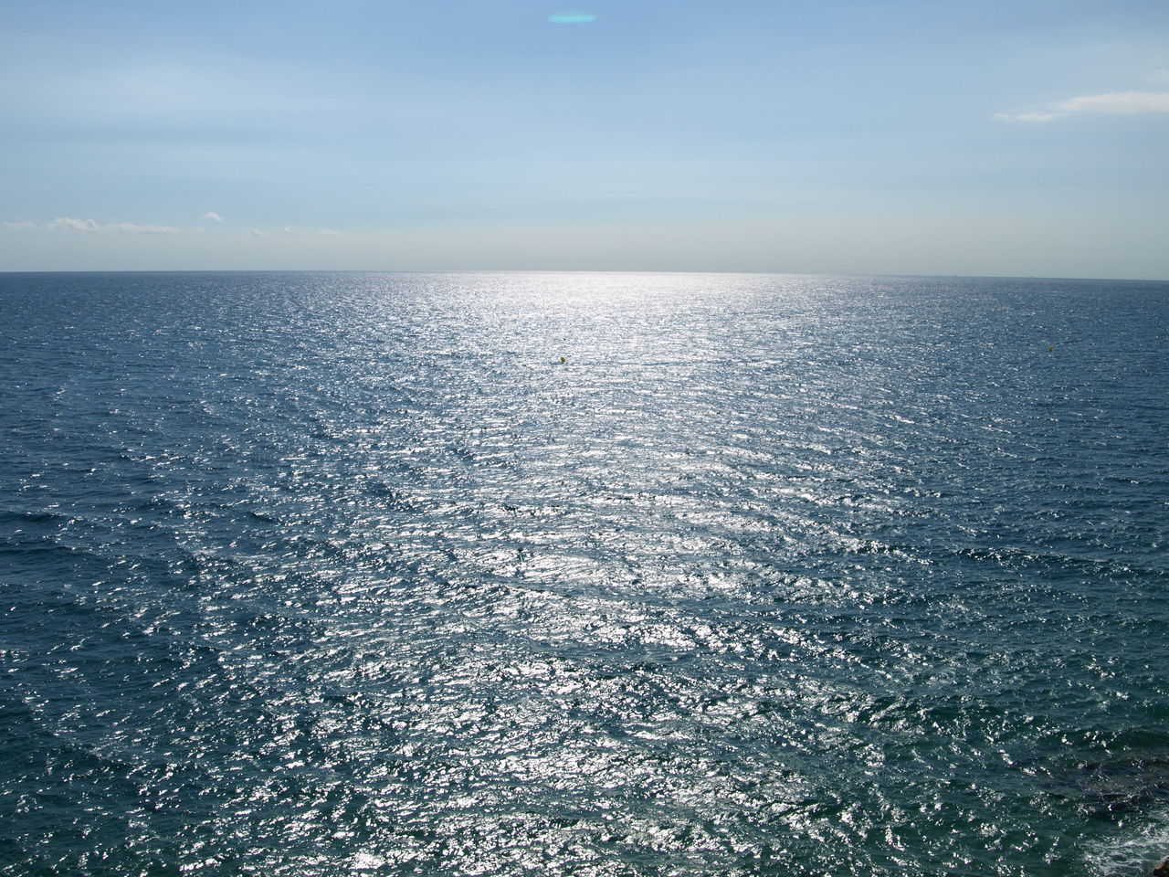 Beauty In Nature Horizon Over Water Light And Water Nature No People Outdoors Sea Sky Water