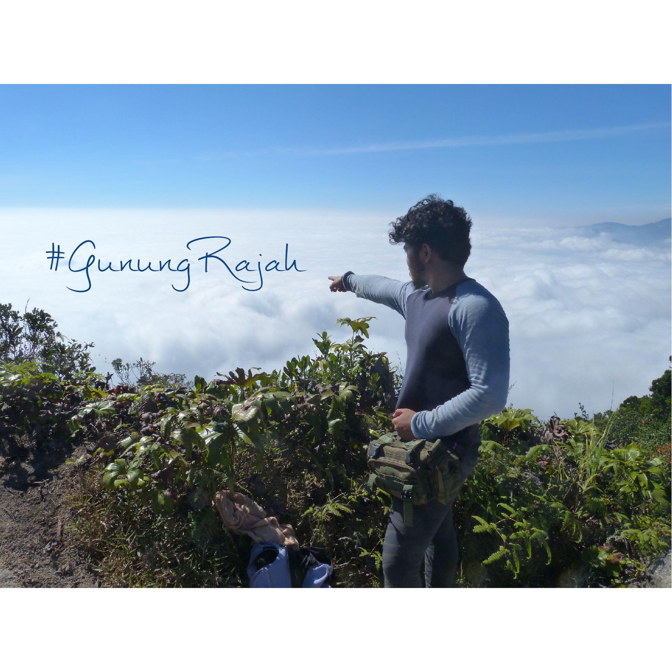 Gunung Rajah Visit Malaysia 2014
