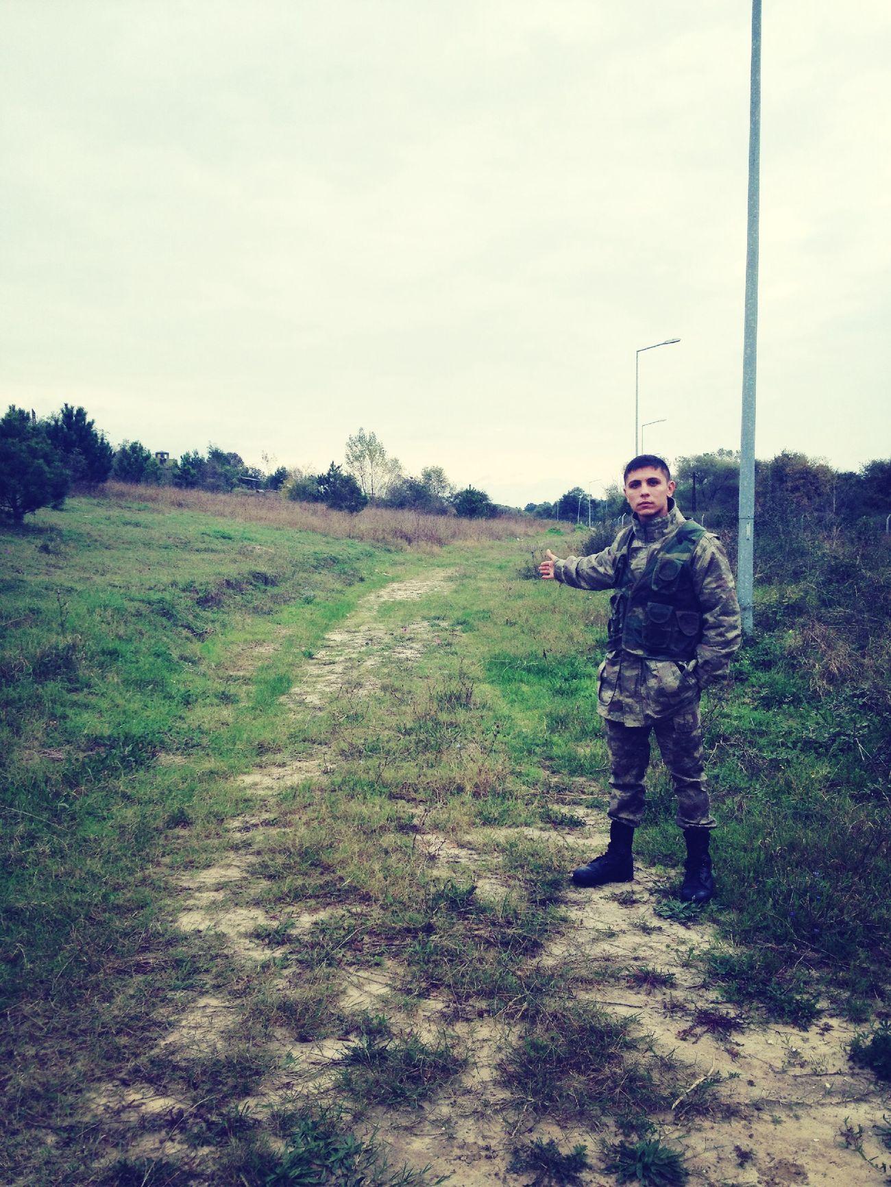 Türkiye soldier Hanging Out Hello World Hi! Enjoying Life