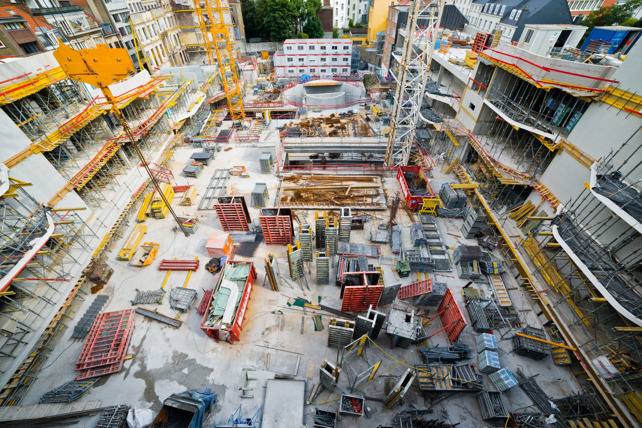 Beautiful stock photos of construction, Architecture, Building - Activity, Building Exterior, Built Structure
