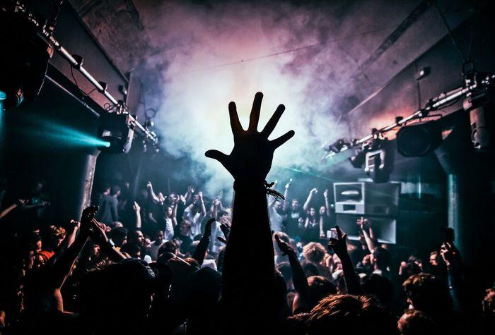 Highfive Nightclub Drumandbass Hospitality Epic Handsintheair Bestoftheday