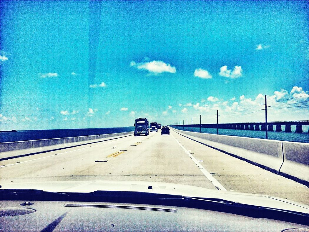 The Tourist 7 Mile Bridge Key West Highway Roadtrip CBMetro313Pics