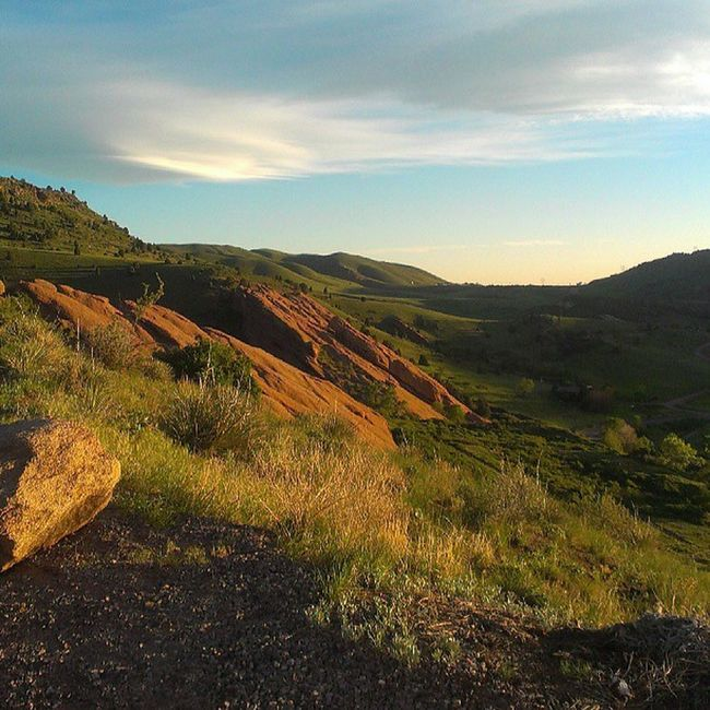 Loving the Colorado morning light! Nofilter Landscape Cowx redrocks landscape nature droidography