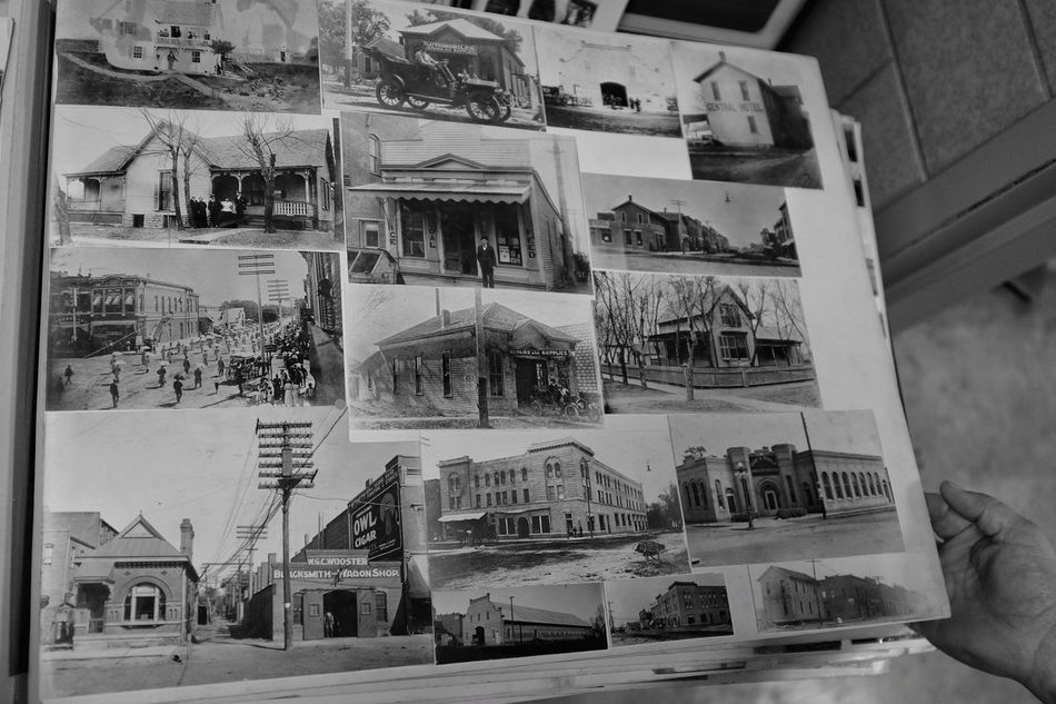 Fairbury city museum Fairbury, Nebraska Antiques B&W Collection City Life Collection Historical History History Of Photography History Through The Lens  Museum Nebraska Photo Book Photography Research