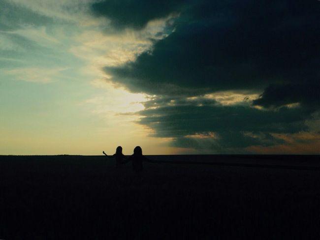 Sky Clouds Summer ☀ Melichettyy