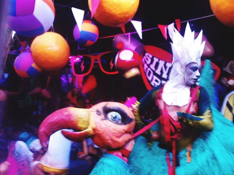 Carnival Crowds And Details Multi Colored Celebration Crazy Moments Konfetti Elrowsundaymorning Party Time!