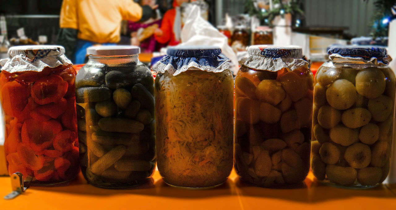 Food Food And Drink Glass Healthy Eating LINE Paper Paprika Pickle Pickles Riccsi Still Life First Eyeem Photo