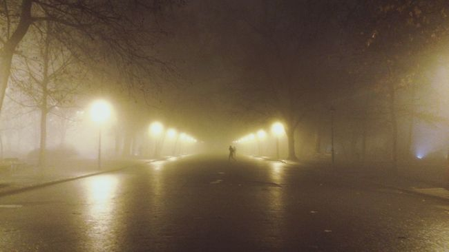 Foggy Night . Fog Foggy Night Foggy Day Fog_collection Foggy Weather Fog City Night Lights Park City Szegedi Szegedforever♥ Szegedcity Szeged Hungary Szeged Life In Szeged Eyeem Szeged Szegednight