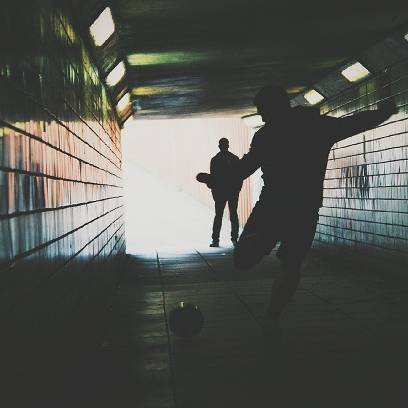 Have this.......... =================================== ST Marys Subway Southampton Hampshire UK ================================ 4 of 10 Series 1 LumiaXNatGeo Soccer Photography ===================================