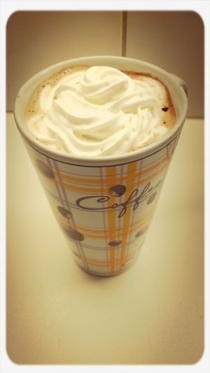 hot cacao drink:) Yummy!! Cacao Hotdrinks Hotchocolate
