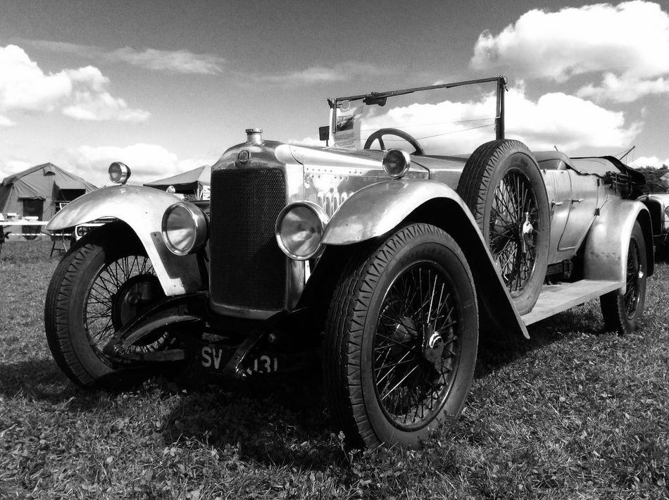 Classic Car Shere Hill Climb Brooklandsmuseum