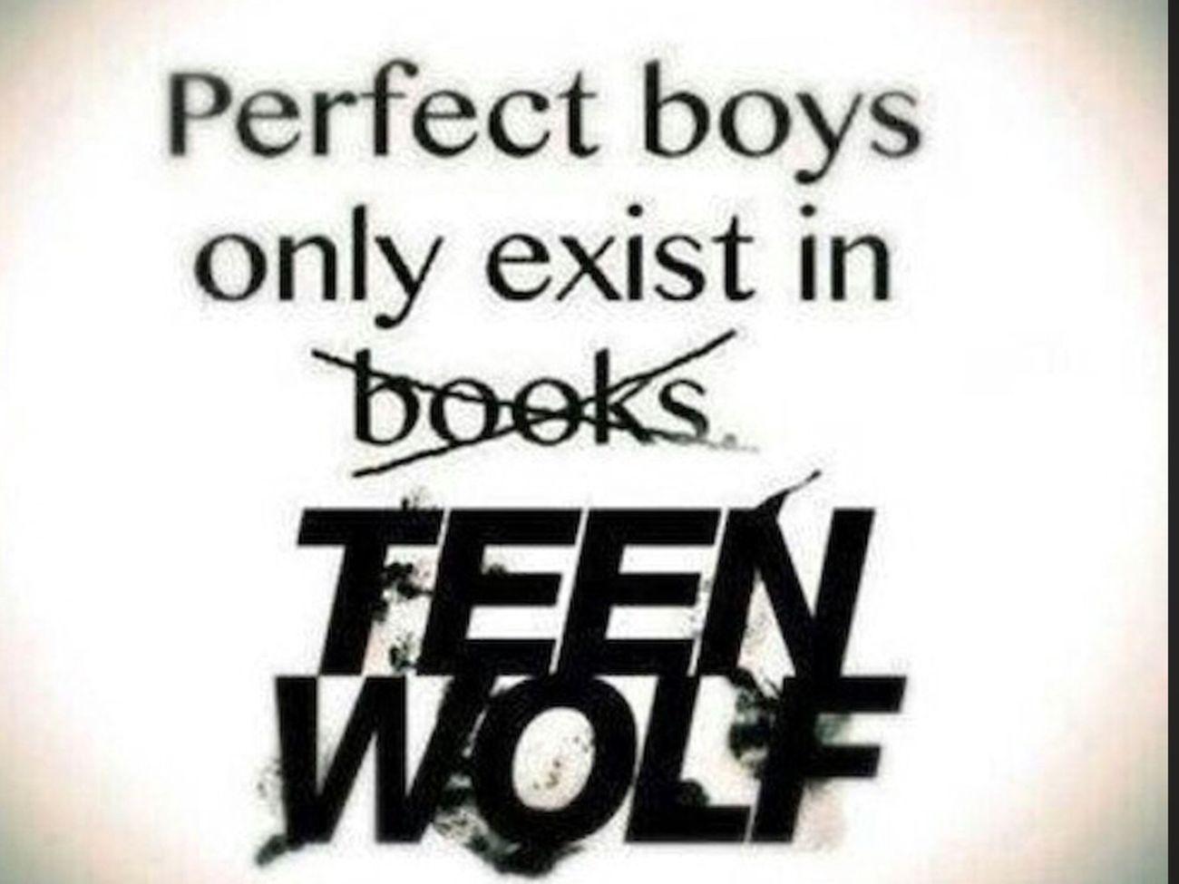 Teen Wolf Love