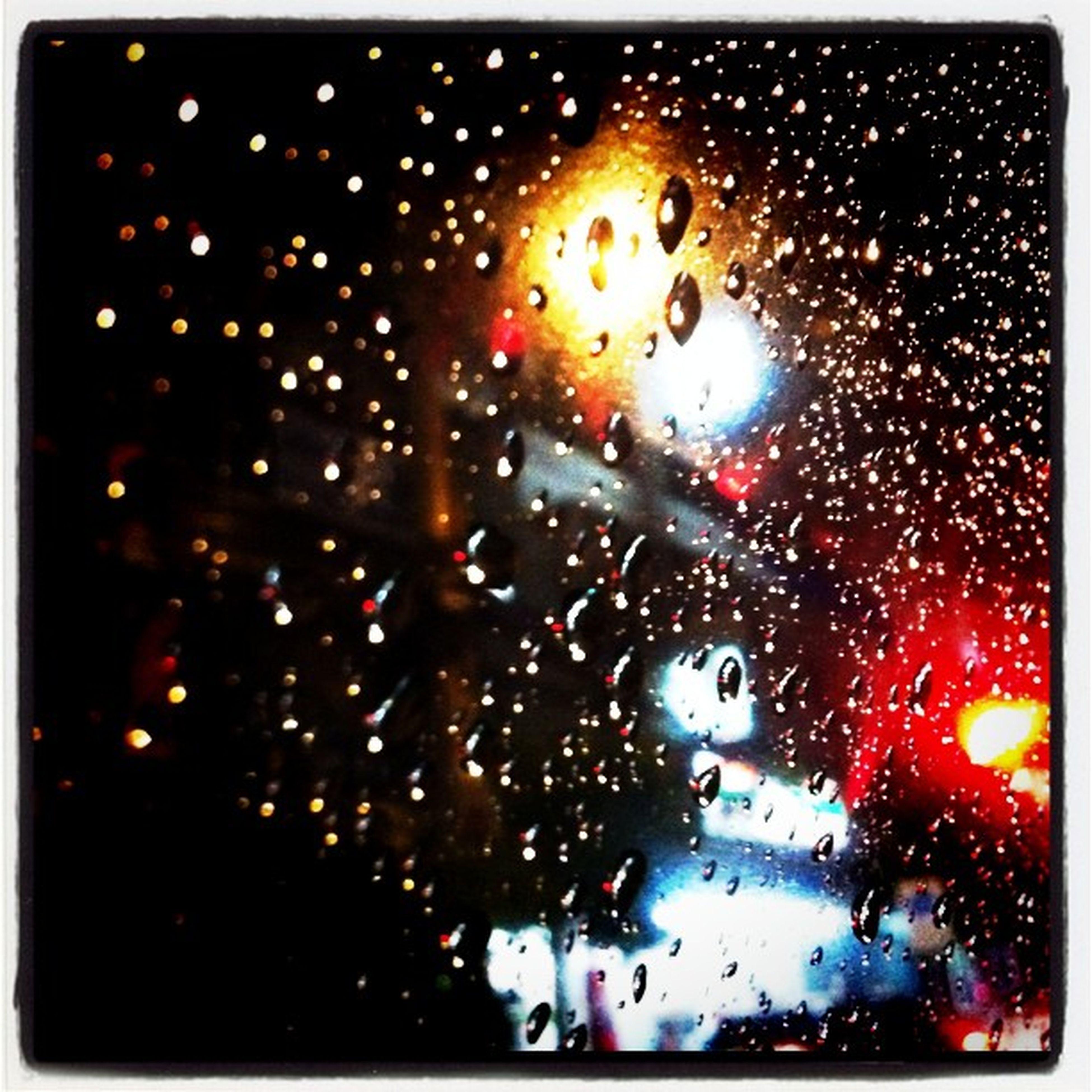 wet, window, drop, rain, transparent, indoors, glass - material, car, transportation, mode of transport, land vehicle, illuminated, raindrop, vehicle interior, season, water, weather, full frame, windshield, glass