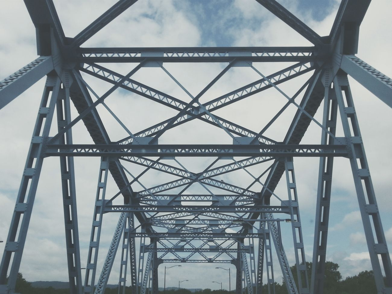 The Mississippi River Bridge. RoadTripxUSA Mississippi River The Architect - 2014 EyeEm Awards