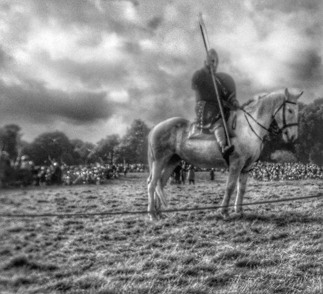 Battle Battle Of Hastings Horseman Horse Warrior Cavalry Blackandwhite Black And White Black & White Blackandwhite Photography Black&white