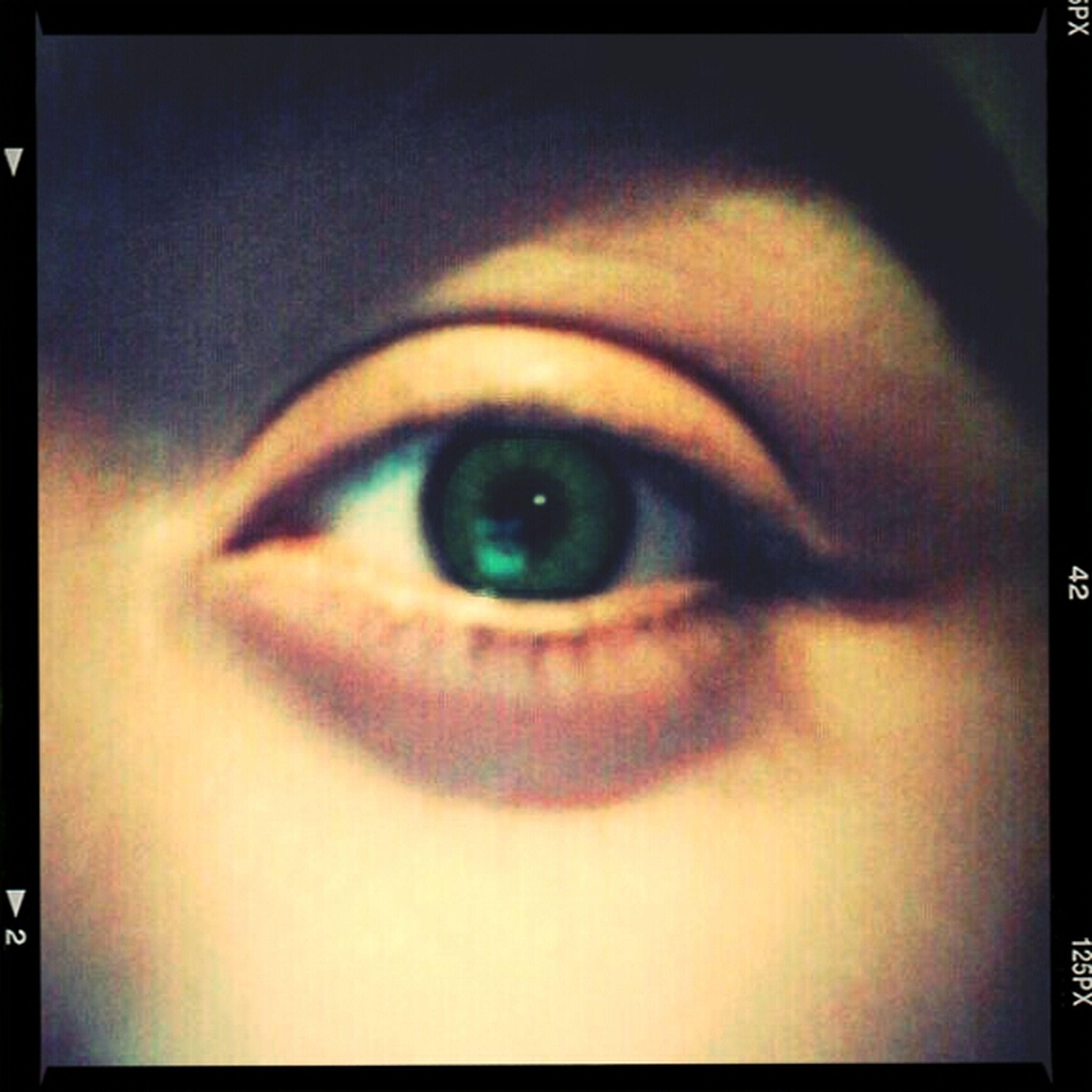 Only if I had Green eye's <3Beautiful Pretty♡ Thoseye Beinggreen Cx