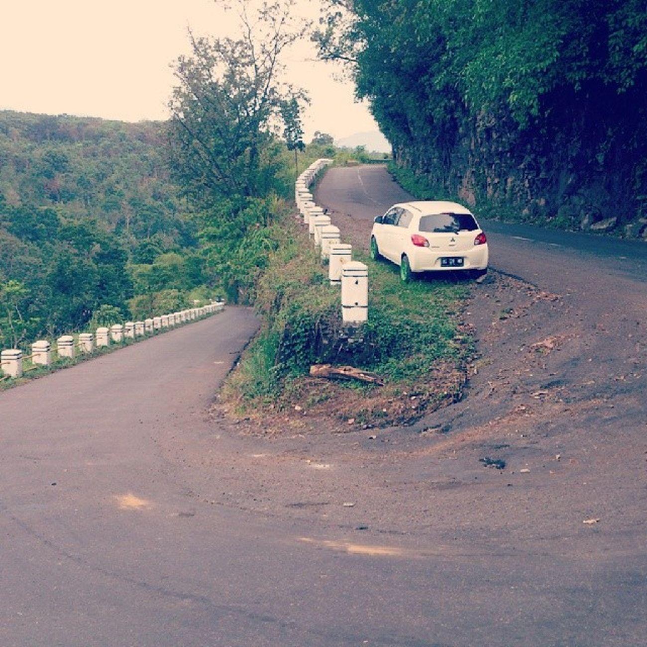Extreme Road Corner Endikat pagaralam