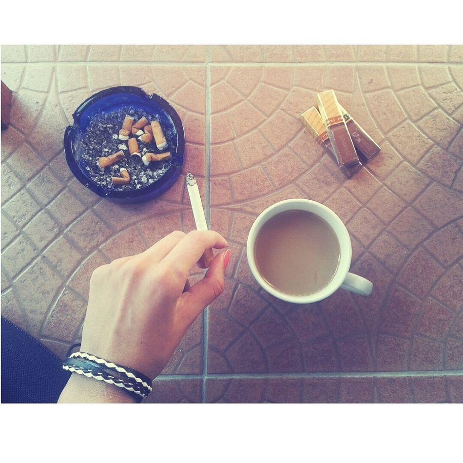 Morning Rituals Coffee Coffee And Cigarettes Merci