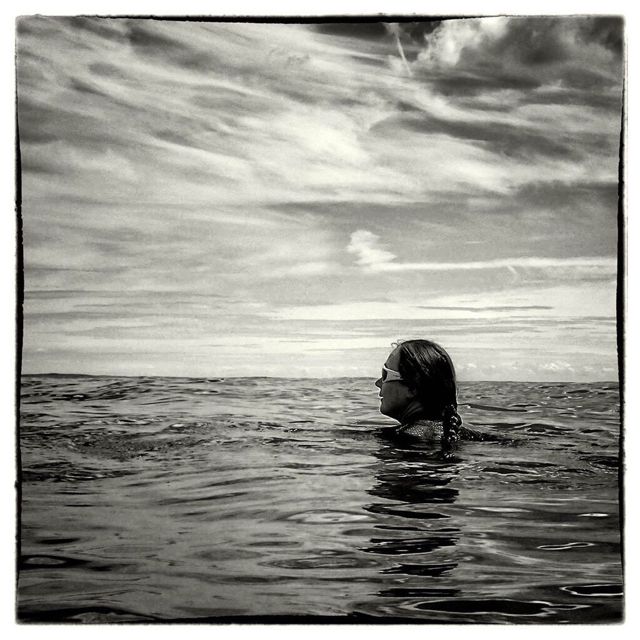 An Open Water Swimmer Timwinton Antheasimone Love Sea