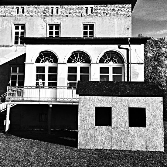 Light And Shadow Monochrome Blackandwhite Architecture_bw