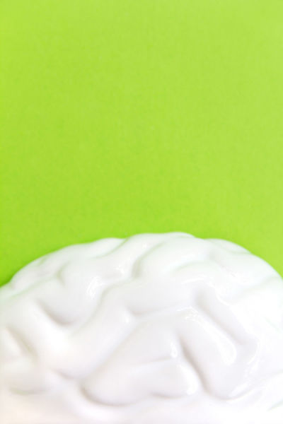 brain concept Brainstorming Conceptual Art Creative Photography Green Color Imagination Thinking Brain Brainstorm Close-up Conceptual Photography  Cream Day Food Food And Drink Freshness Green Color Hygiene Indoors  Moisturizer No People Studio Shot Think White Color