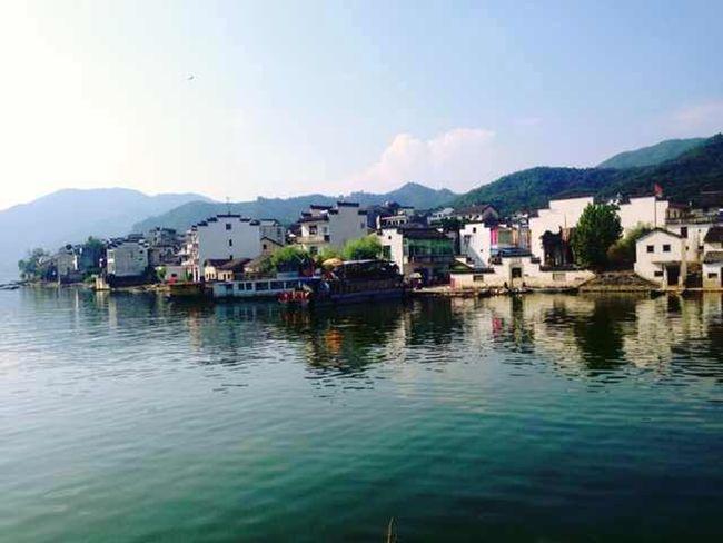 美丽的新江山水画廊! Traveling