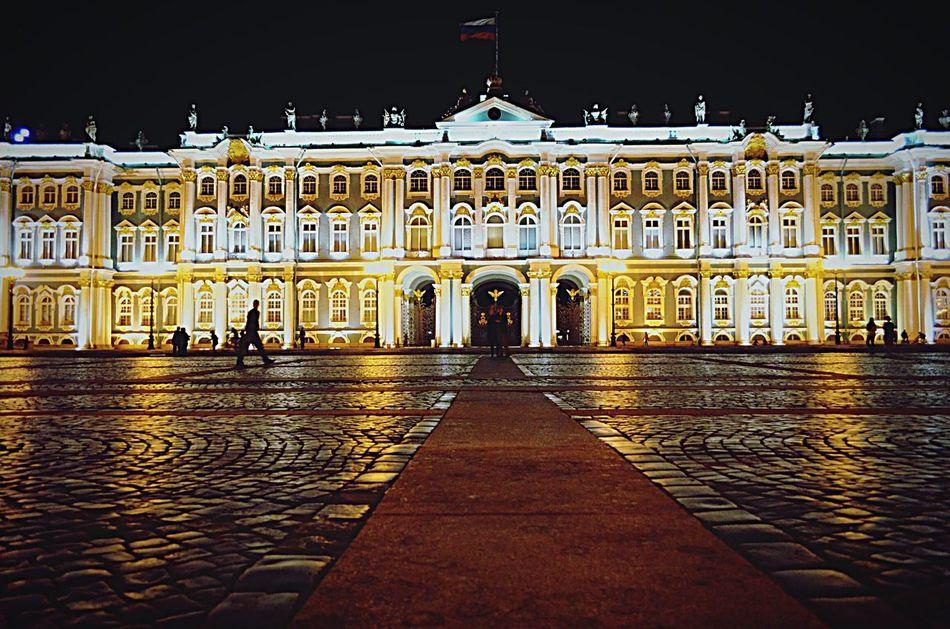 Winterpalace Sanpietroburgo Palazzo D'inverno