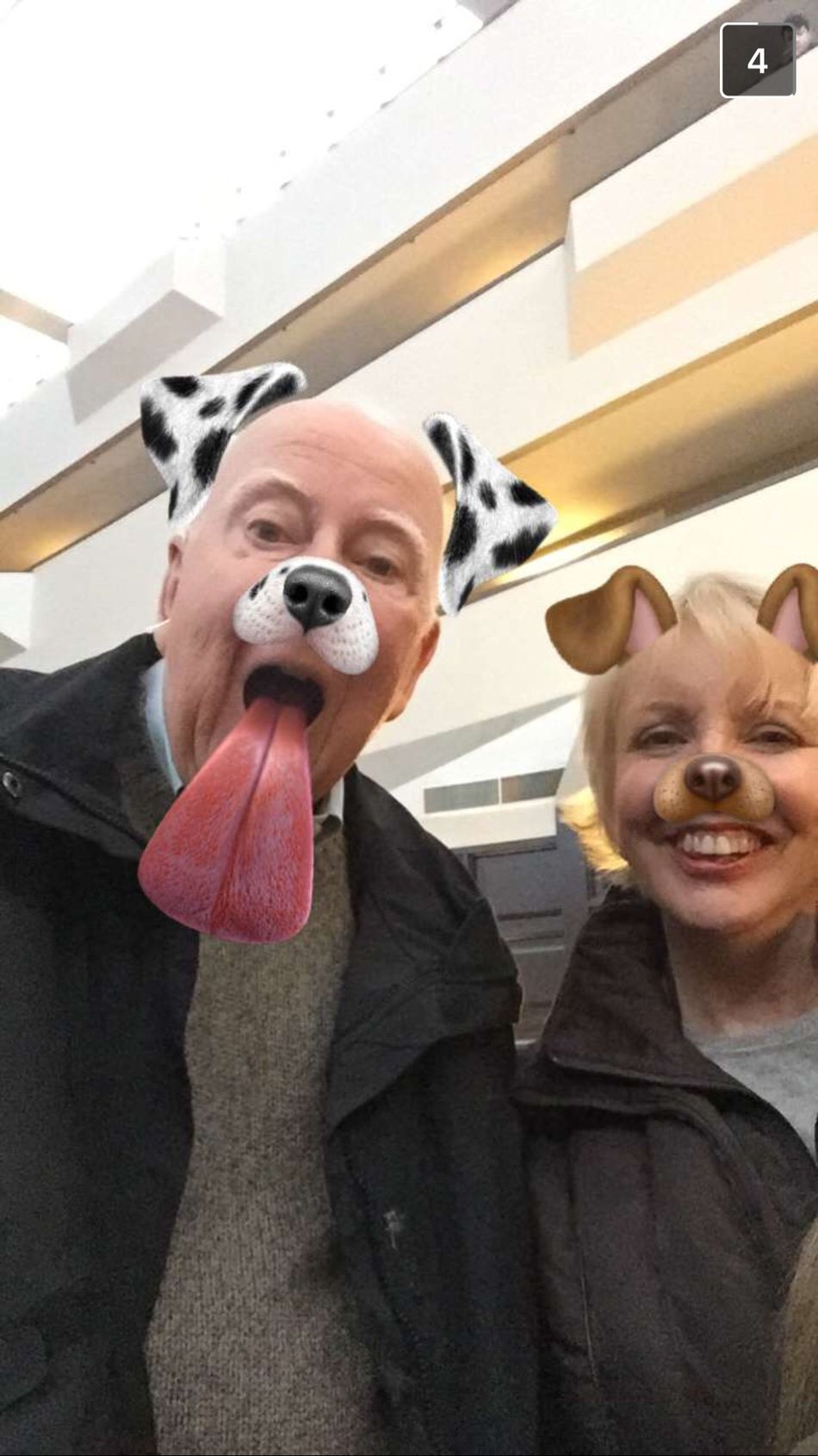 Older couple enjoys snapchat Two People Social Media Older Couple First Eyeem Photo