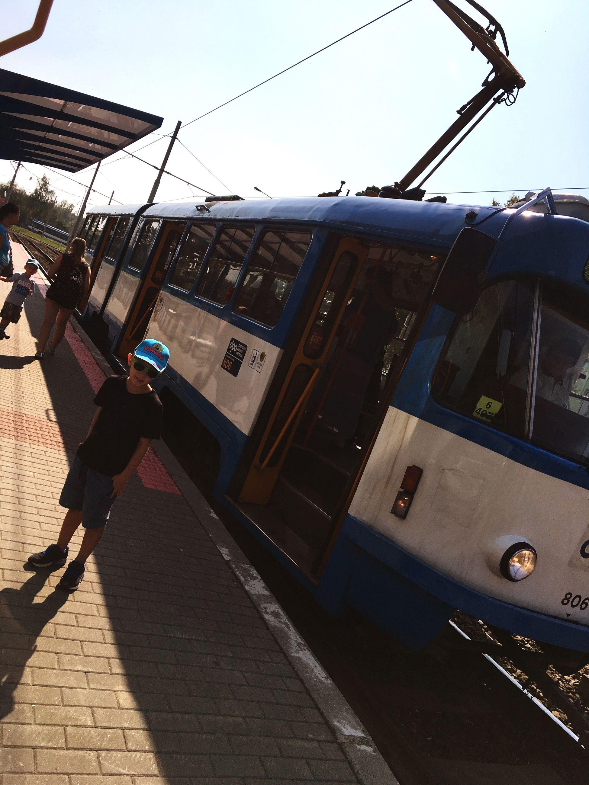 Railway Station Platform ☀️☀️☀️🌞🍡🍦🍭🚠🚠🚠 Land Vehicle