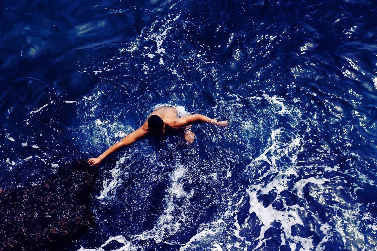 Beautiful stock photos of ocean, Beauty In Nature, Day, High Angle View, Leisure Activity