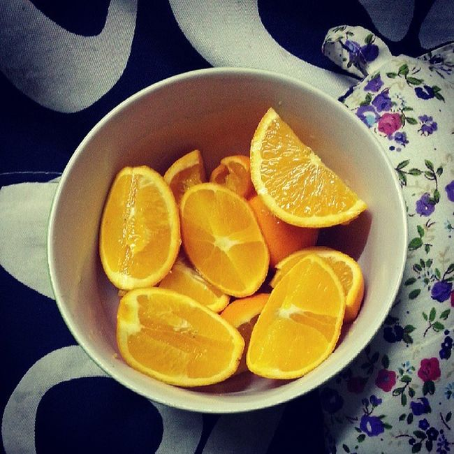 Oranges VitaminC Prevent from Sickness good night