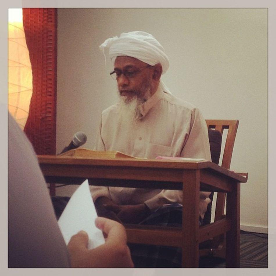 Mawlana Hussein bin Abdul Qadir...