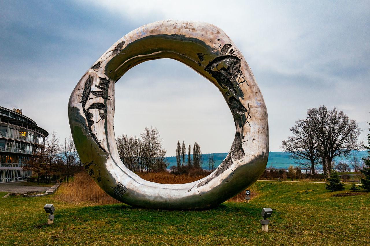 Da-Huang Ring Of Life Shan-Zuo