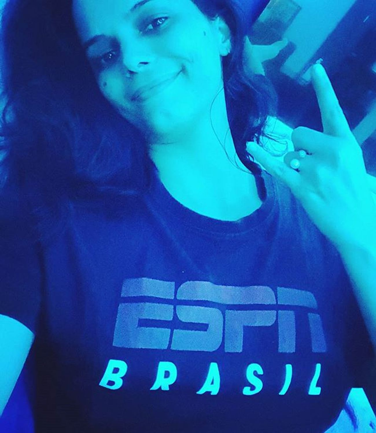 Can't wait to @nbatv started! 🏀🔝 ESPN ESPNBRASIL 😘🏀👌