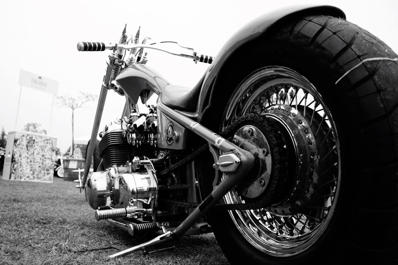 Motorcycle Transportation Stationary Mode Of Transport Land Vehicle Wheel Car Outdoors Day Tire No People Close-up Mortorcycle Motorbike Mortercycle
