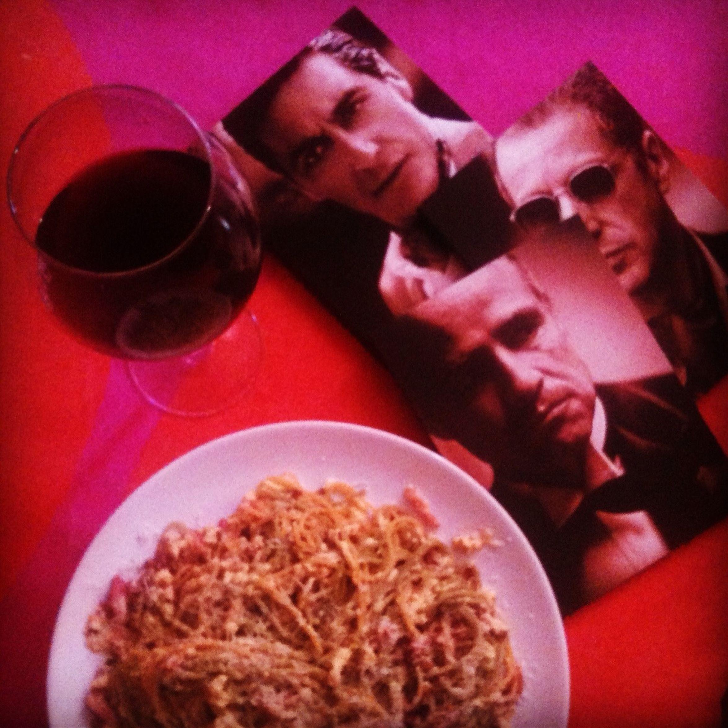 Pasta, Viño E El Padrino. Mi Dolce Vita