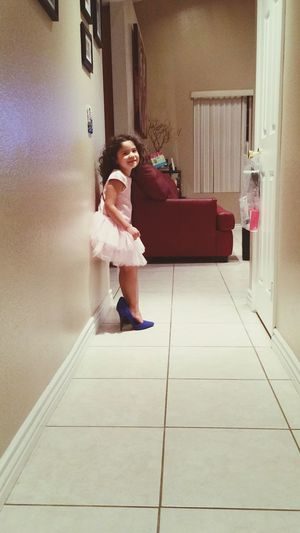 A girl in heels 😍 First Eyeem Photo