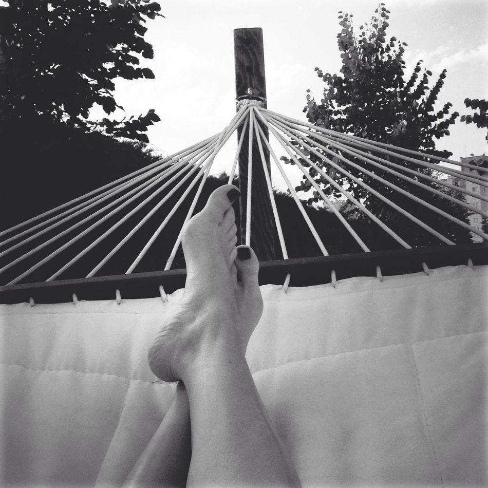 Blackandwhite Enjoying Life Relaxing Lazy Day