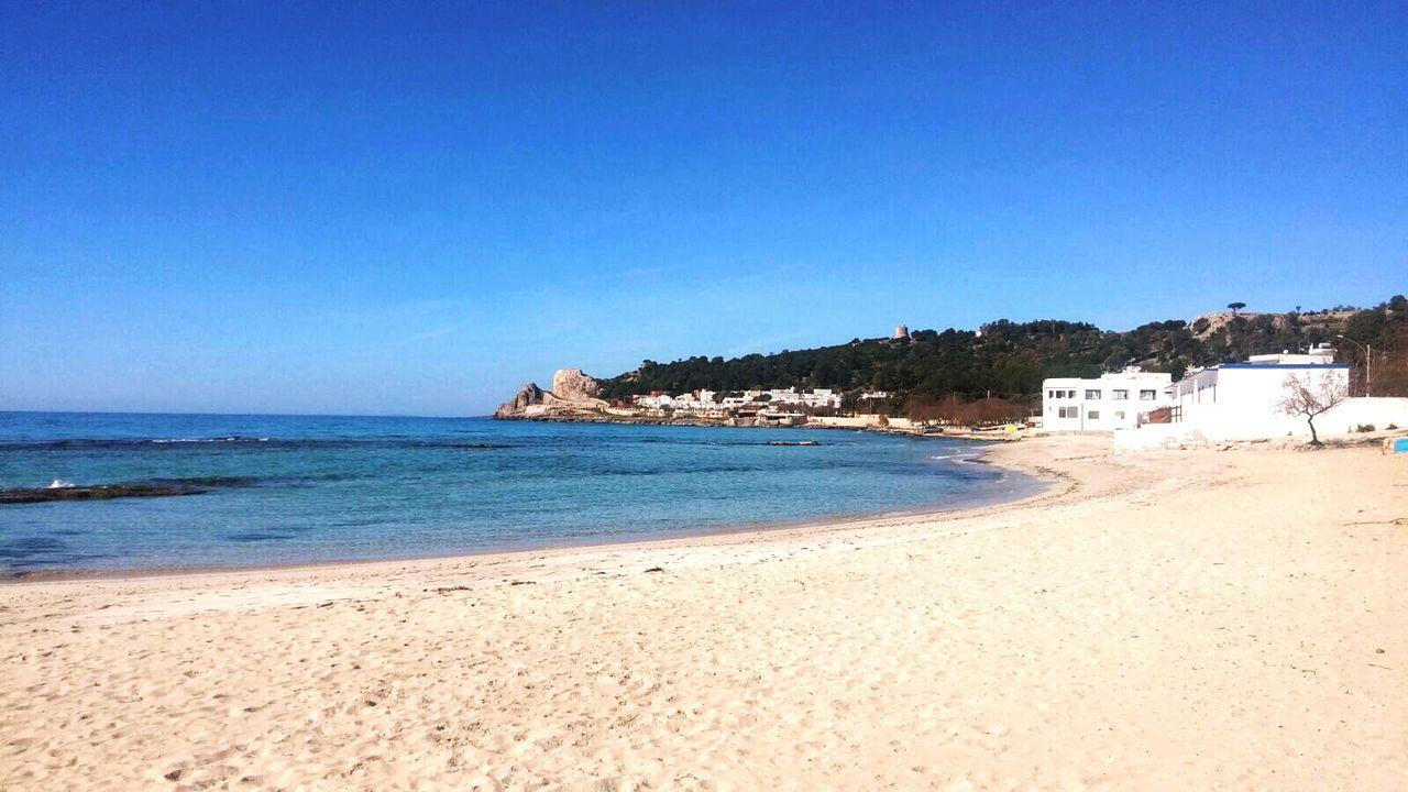 Riva Mare ❤ Spiaggia Photo Photography Photographer Day Beeautiful Salento Puglia Sunset Blue Beach